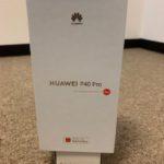 【レビュー】HuaweiP40 Pro(中国版)